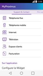LG H420 Spirit - Applications - MyProximus - Étape 24