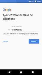 Sony Xperia XA2 - Applications - Créer un compte - Étape 16