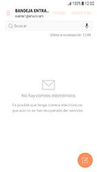 Samsung Galaxy J5 (2017) - E-mail - Escribir y enviar un correo electrónico - Paso 5