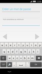 Sony Xperia Z2 - Premiers pas - Créer un compte - Étape 15