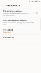 Samsung Galaxy S7 Edge - Android N - SMS - handmatig instellen - Stap 10