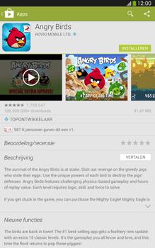 Samsung T315 Galaxy Tab 3 8-0 LTE - Applicaties - Downloaden - Stap 17