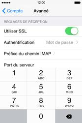 Apple iPhone 4s iOS 8 - E-mail - Configuration manuelle - Étape 26