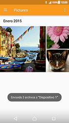 Sony Xperia XZ (F8331) - Bluetooth - Transferir archivos a través de Bluetooth - Paso 17