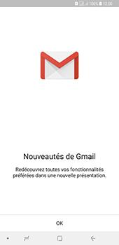 Samsung Galaxy A7 2018 - E-mails - Ajouter ou modifier votre compte Gmail - Étape 5