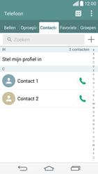 LG D855 G3 - Contactgegevens overzetten - delen via Bluetooth - Stap 4