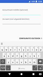 Sony Xperia XZ Premium - Android Oreo - E-mail - e-mail instellen: IMAP (aanbevolen) - Stap 21