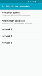 Samsung Galaxy S6 (G920F) - Netwerk selecteren - Handmatig een netwerk selecteren - Stap 8