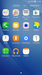Samsung Galaxy J5 2016 - Voicemail - Handmatig instellen - Stap 3