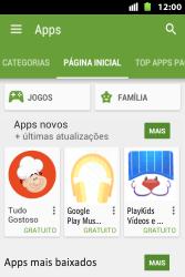 Huawei U8667 - Aplicativos - Como baixar aplicativos - Etapa 5
