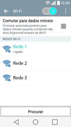 LG Y50 / LEON - Wi-Fi - Como ligar a uma rede Wi-Fi -  8