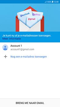 Samsung Galaxy J4 - E-mail - handmatig instellen (gmail) - Stap 13