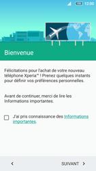 Sony Xperia Z5 - Premiers pas - Créer un compte - Étape 4