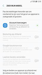 Samsung Galaxy A3 (2017) - Android Nougat - Beveiliging en privacy - Zoek mijn mobiel activeren - Stap 6
