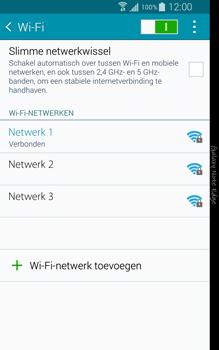 Samsung N915FY Galaxy Note Edge - WiFi en Bluetooth - Handmatig instellen - Stap 8