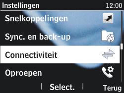 Nokia Asha 201 - Bluetooth - koppelen met ander apparaat - Stap 6