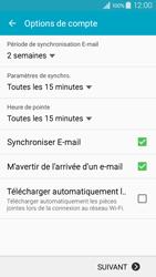 Samsung Galaxy A3 (A300FU) - E-mails - Ajouter ou modifier votre compte Yahoo - Étape 7