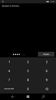 Microsoft Lumia 950 XL - Mensajería - Configurar el equipo para mensajes multimedia - Paso 20