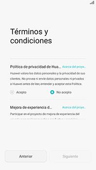 Huawei GX8 - Primeros pasos - Activar el equipo - Paso 6
