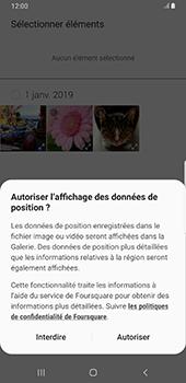 Samsung Galaxy S9 Plus - Android Pie - MMS - envoi d'images - Étape 16