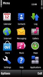 Nokia X6-00 - Internet - Internet browsing - Step 2