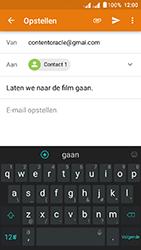 Acer Liquid Z6 Dual SIM - E-mail - Hoe te versturen - Stap 8