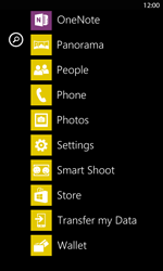 Nokia Lumia 820 LTE - Internet - Manual configuration - Step 3