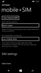 Microsoft Lumia 535 - Internet - Manual configuration - Step 6