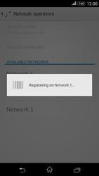 Sony E2003 Xperia E4 G - Network - Usage across the border - Step 9