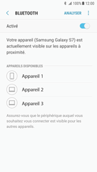 Samsung Galaxy S7 - Android Nougat - Bluetooth - connexion Bluetooth - Étape 9