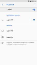 Nokia 8 (SingleSim) - Bluetooth - Jumeler avec un appareil - Étape 9