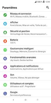 Alcatel 3L - Sécuriser votre mobile - Activer le code de verrouillage - Étape 4