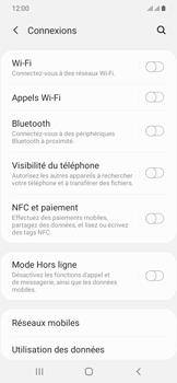 Samsung Galaxy A20e - Réseau - activer 4G - Étape 5