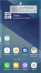 Samsung Galaxy A3 (2017) (A320) - Applications - Personnaliser l