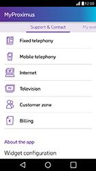 LG K10 4G K420 - Applications - MyProximus - Step 21