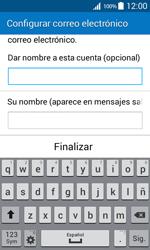 Samsung Galaxy Core Prime - E-mail - Configurar Yahoo! - Paso 10