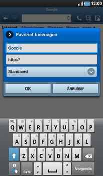 Samsung P1000 Galaxy Tab - Internet - Internetten - Stap 5
