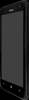 Nokia Lumia 625 - Primeiros passos - Como ligar o telemóvel pela primeira vez -  2