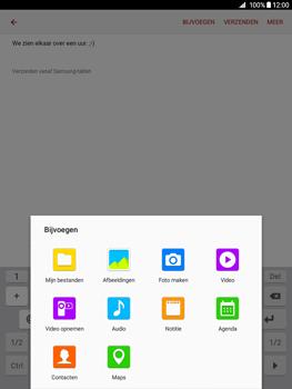 Samsung Galaxy Tab A 9.7 - E-mail - E-mails verzenden - Stap 10