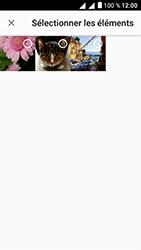 Alcatel U5 - Photos, vidéos, musique - Envoyer une photo via Bluetooth - Étape 8