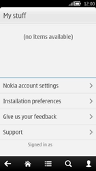 Nokia 808 PureView - Applications - Downloading applications - Step 9
