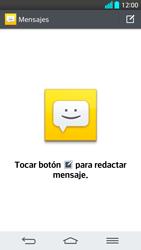 LG G2 - Mensajería - Configurar el equipo para mensajes de texto - Paso 4