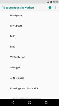 Huawei Nexus 6P - Android Oreo - Internet - handmatig instellen - Stap 14
