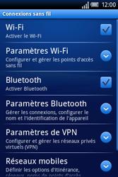 Sony Ericsson Xperia X8 - Internet - Activer ou désactiver - Étape 5