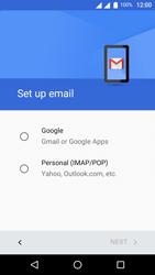 Wiko U-Feel Lite - E-mail - Manual configuration (gmail) - Step 7