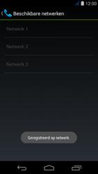 Acer Liquid Jade S - Netwerk - Handmatig netwerk selecteren - Stap 14