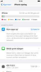 Apple iPhone 7 iOS 11 - iOS 11 - Bekijk en verwijder grote bijlagen - Stap 5