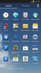 Samsung Galaxy S3 4G - Applications - Télécharger une application - Étape 3