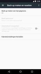LG Nexus 5X (H791F) - Android Nougat - Resetten - Fabrieksinstellingen terugzetten - Stap 5