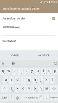 HTC Desire 825 - E-mail - Handmatig instellen - Stap 13